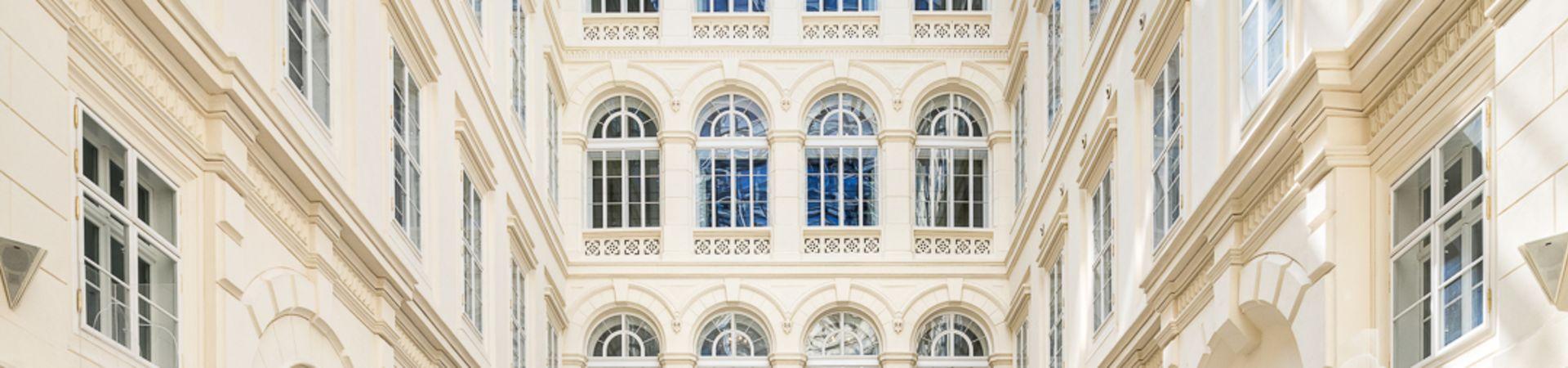 Barceló Brno Palace - Atrium