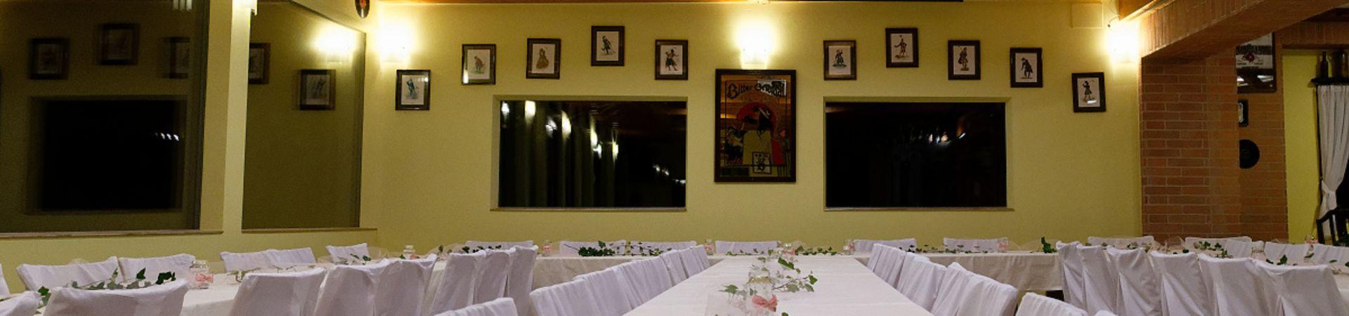 Penzion Kamínek - Sál – školící místnost