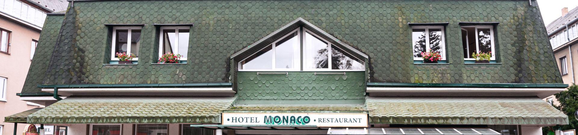 Hotel a restaurace Monaco