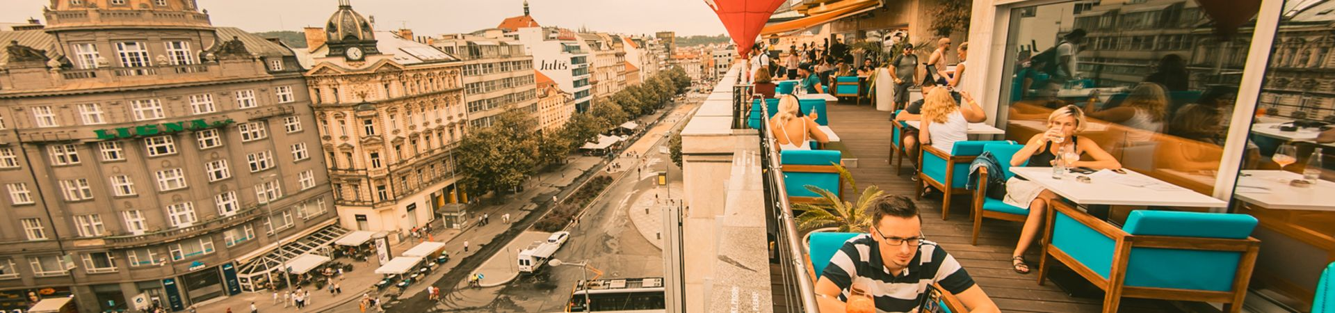DupleX, The Rooftop Venue