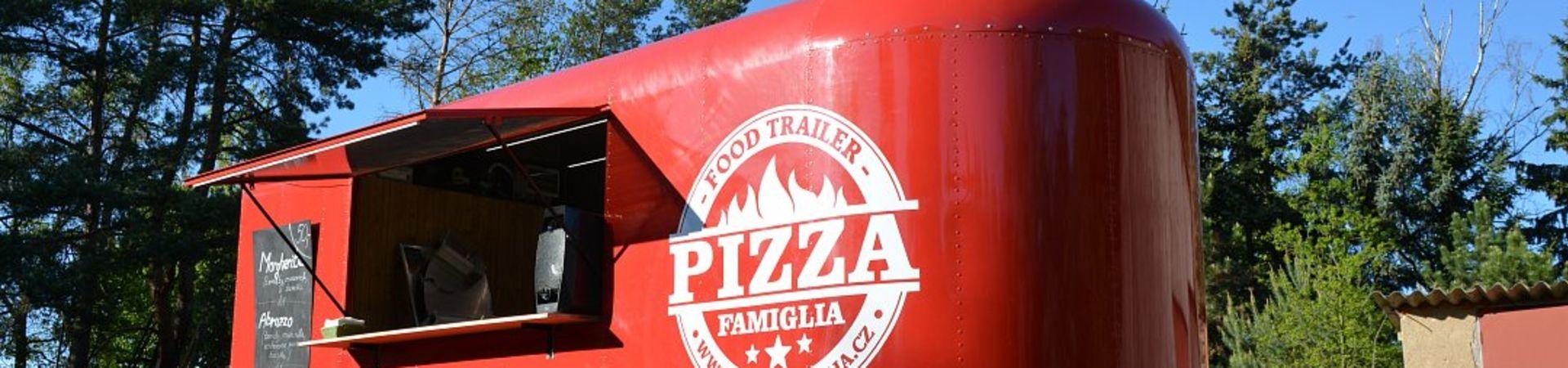 Pizza Famiglia Foodtruck