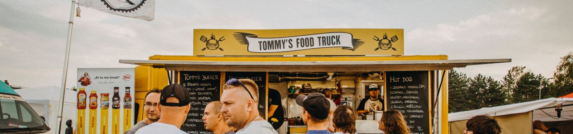 Tommy's Food Truck