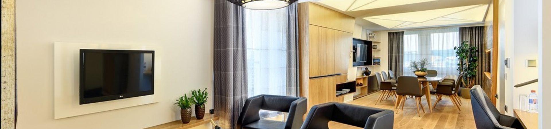 Hotel Duo / Jan Hotels - Konferenční místnost Presidential Suite