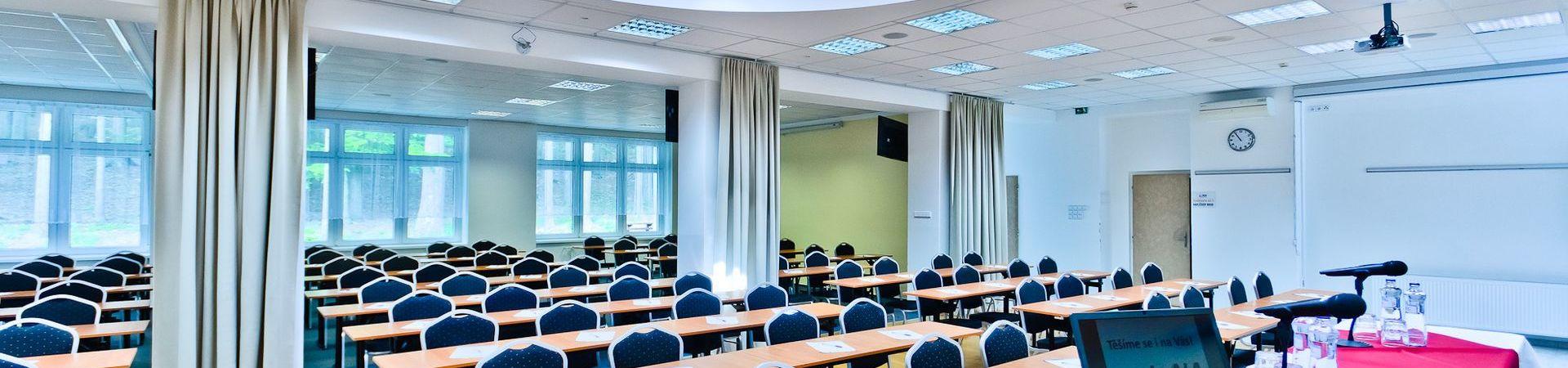 Konferenční hotel LUNA - Kongresový sál Vysočina