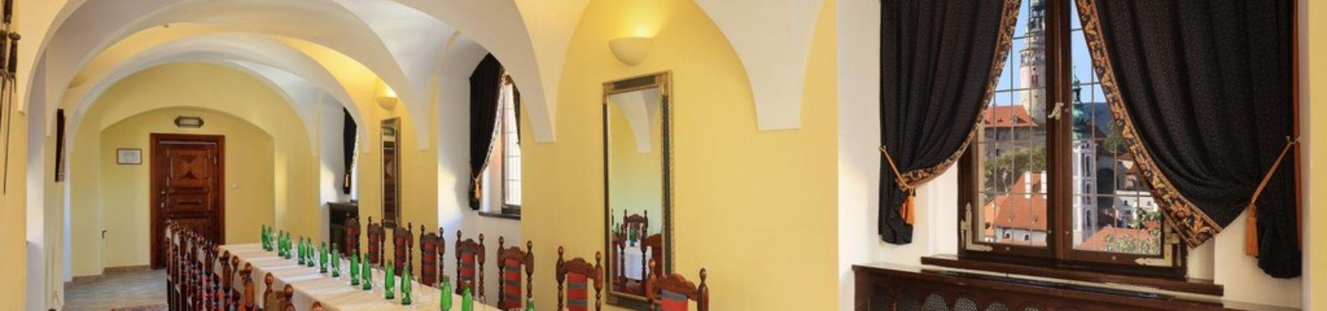 Hotel Růže - Rotary salonek