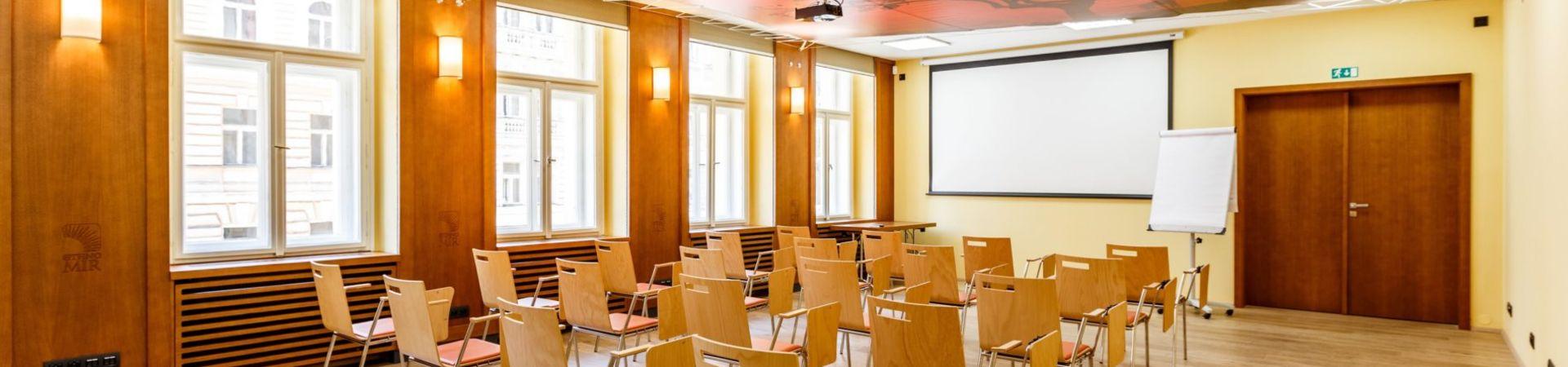 Etnosvět - Konferenční prostory Etnosvět