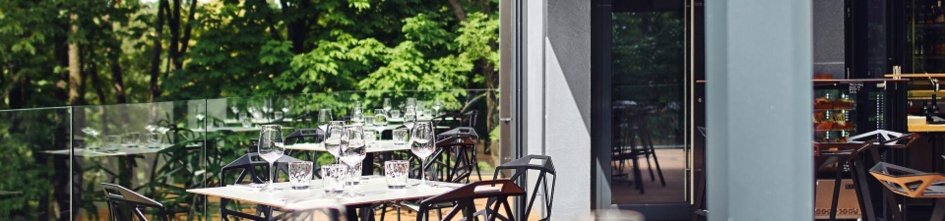 Café Re:public - Střešní terasa
