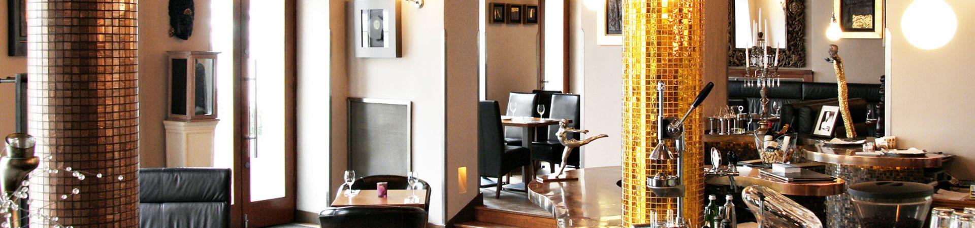 Hotel Nautilus a restaurace Goldie - Restaurace Goldie