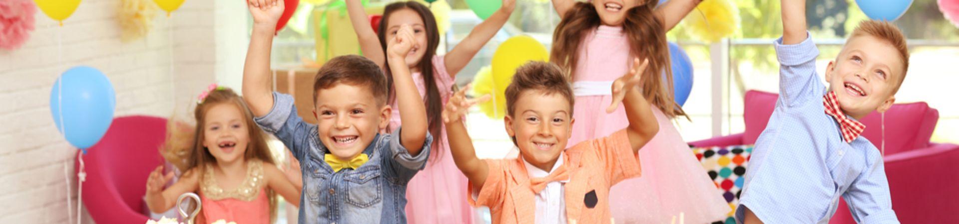 Místa na dětskou oslavu Praha