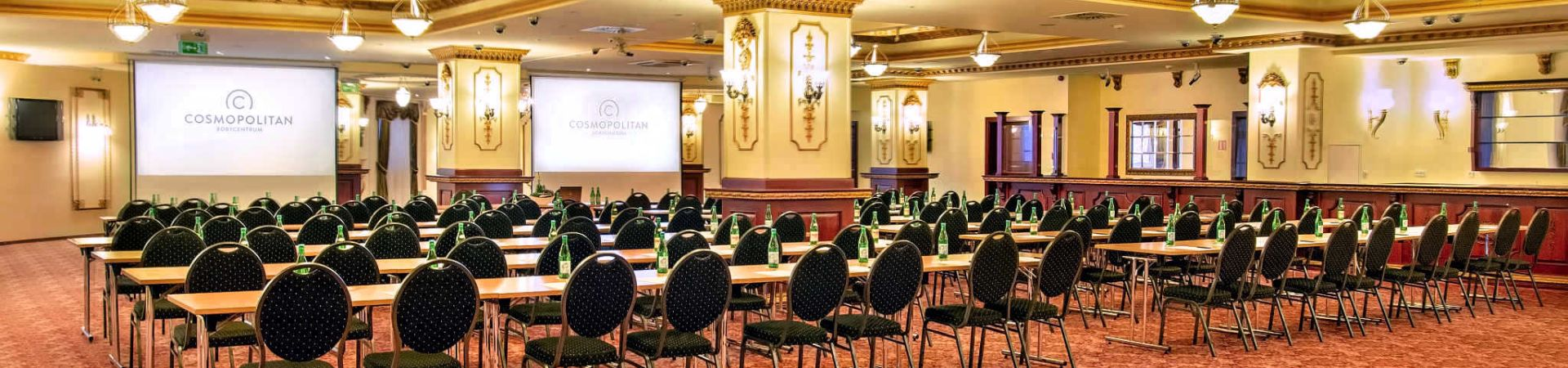Hotel Cosmopolitan Bobycentrum - Sál Vídeň