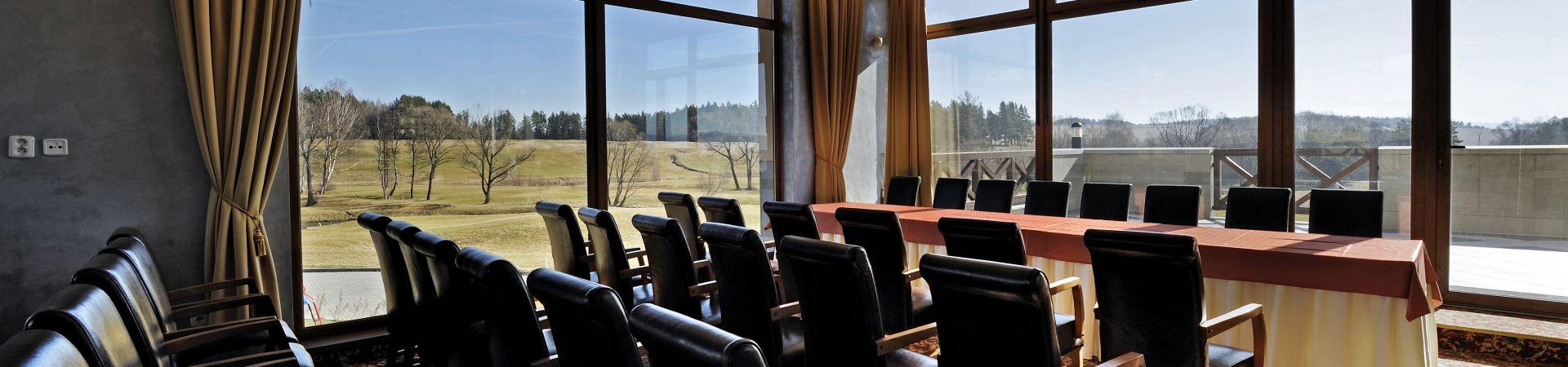 Hotel International - Konferenční místnost Zimní zahrada