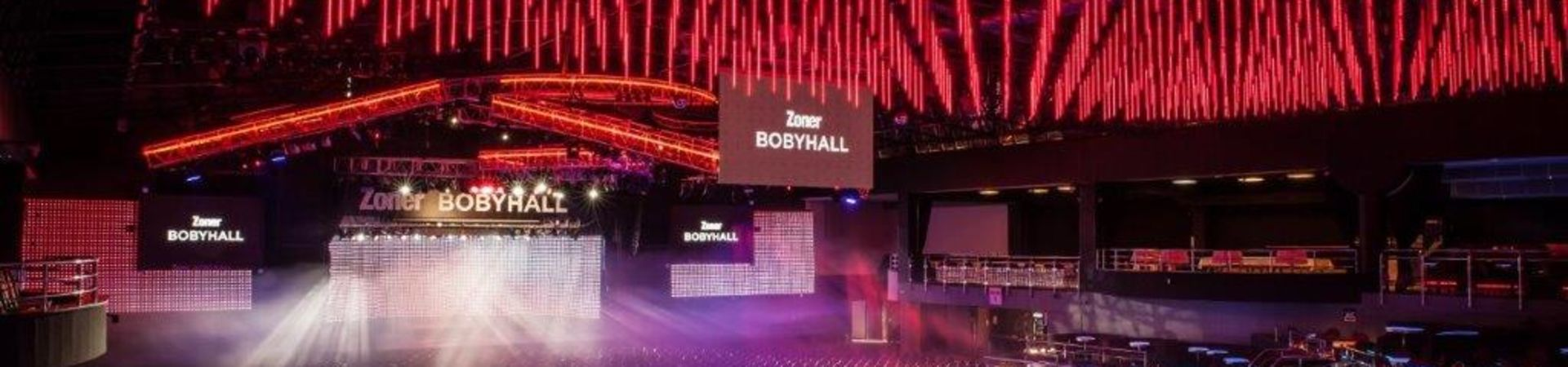 Hotel Cosmopolitan Bobycentrum - Zoner Bobyhall