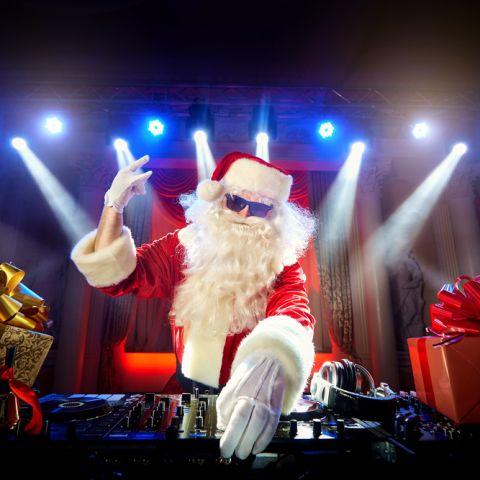 Program na vánoční večírek