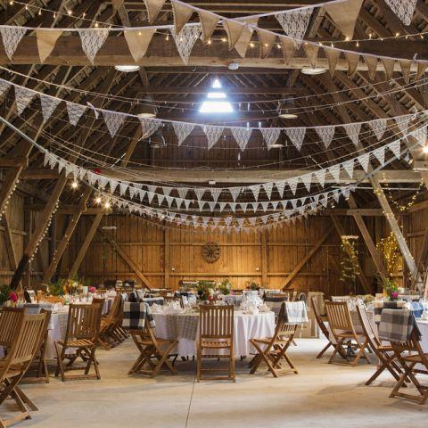 Svatební místa na venkově